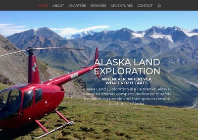 Alaska Land Exploration