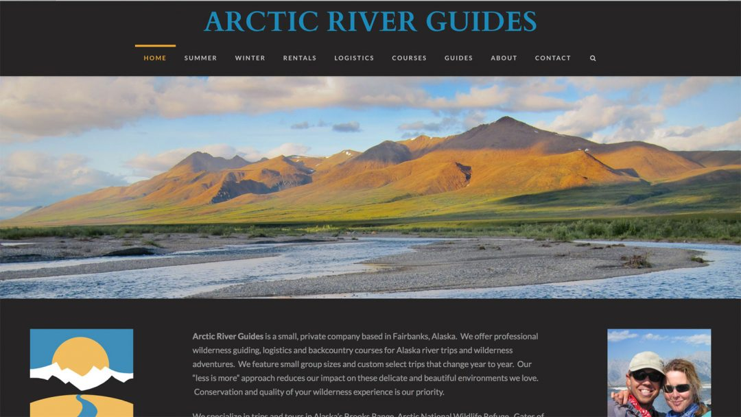 Arctic River Guides