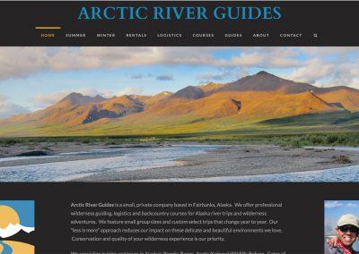 Arctic River Guides