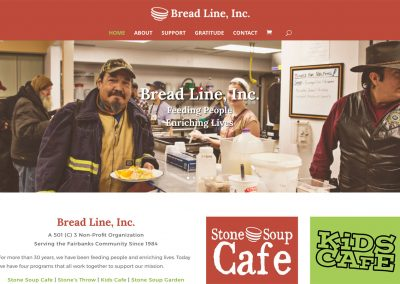 Bread Line, Inc.