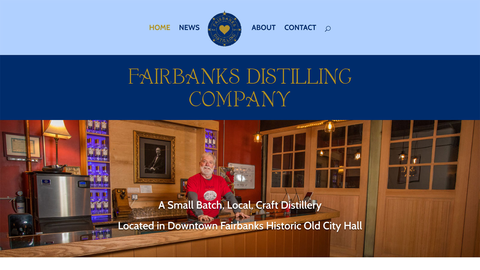 Fairbanks-Distilling-Company
