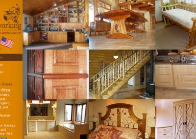 Fairbanks Custom Woodworking