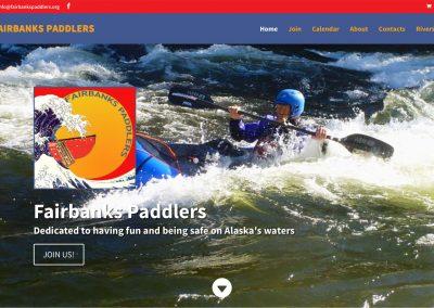 Fairbanks Paddlers