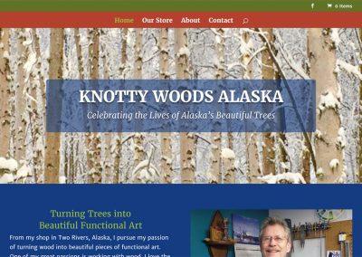 Knotty Woods Alaska
