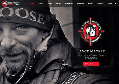 Lance Mackey