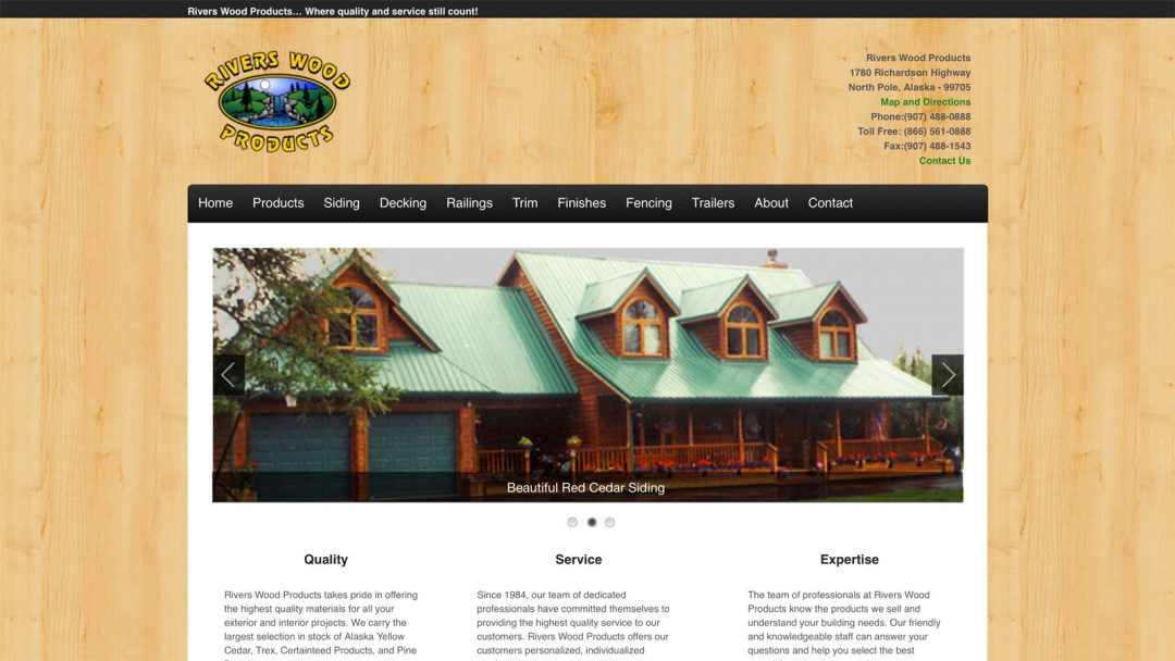 Rivers Wood Products