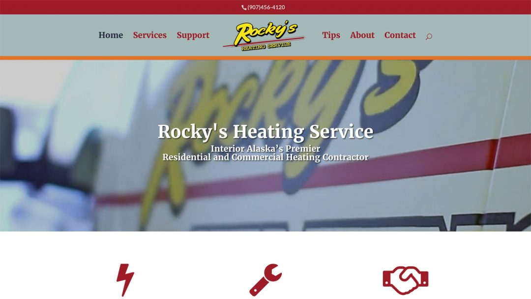 Rocky's Heating Service