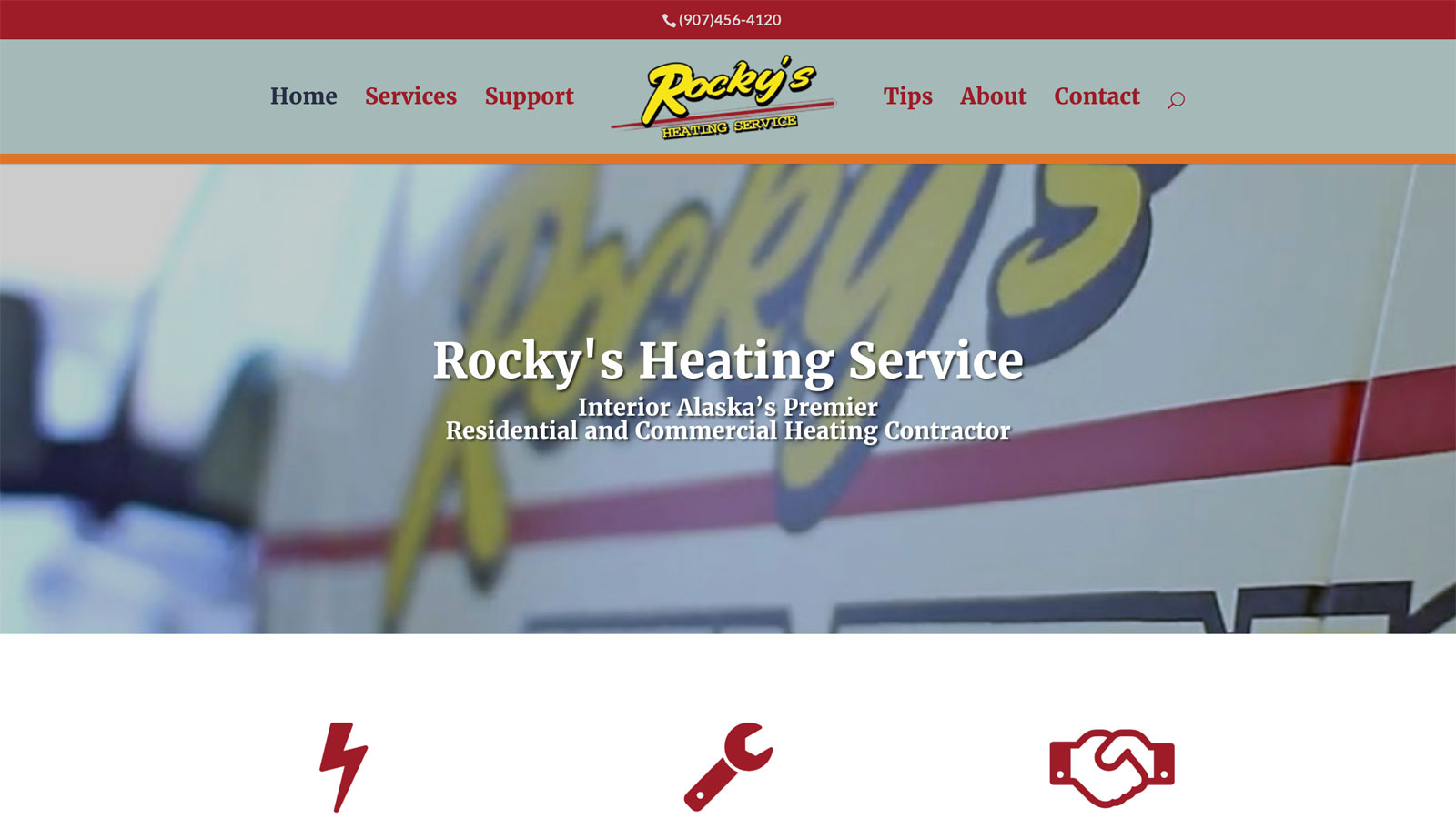 Rockys-Heating-Service