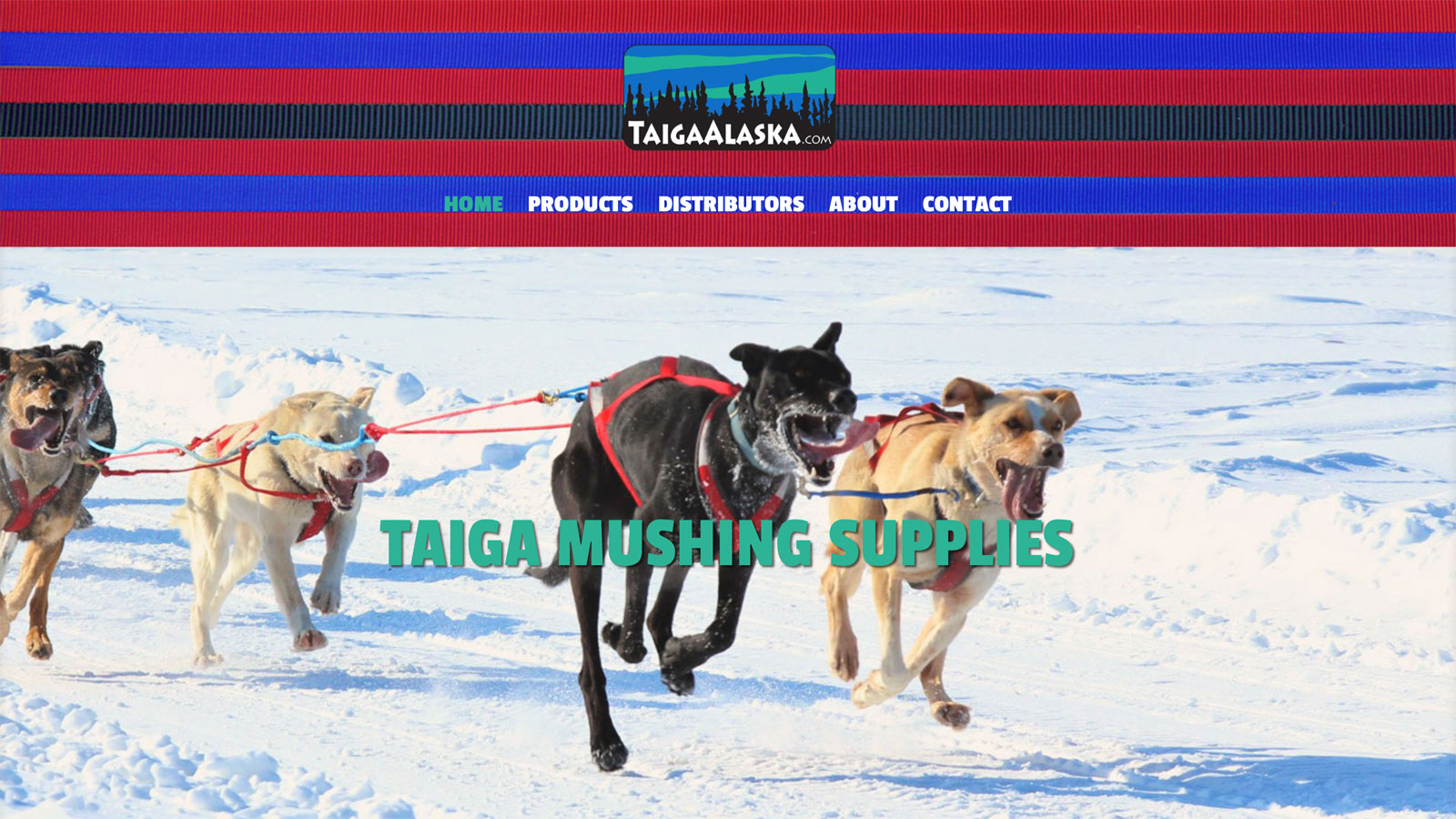 Taiga Harnesses